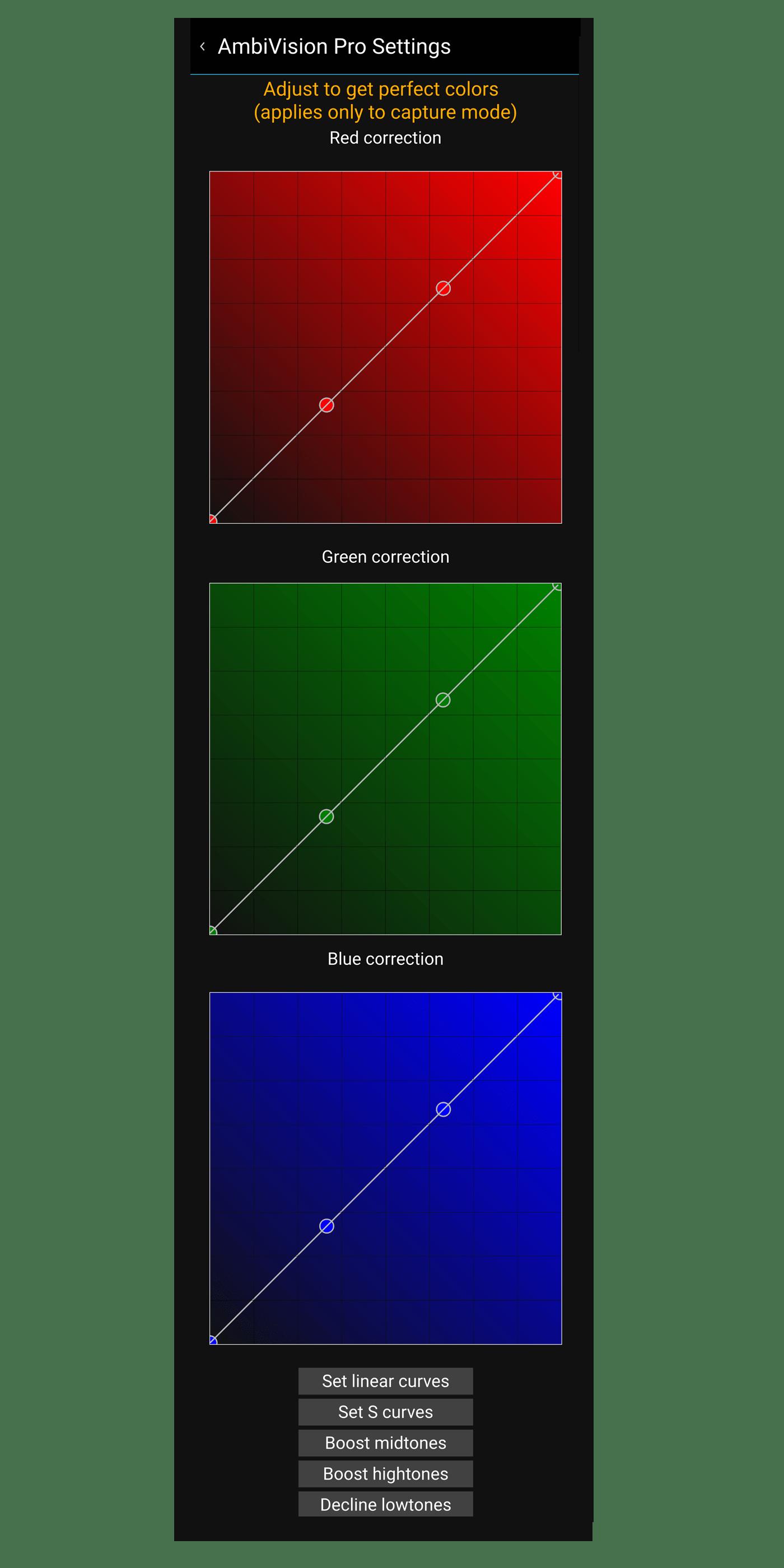 curves app