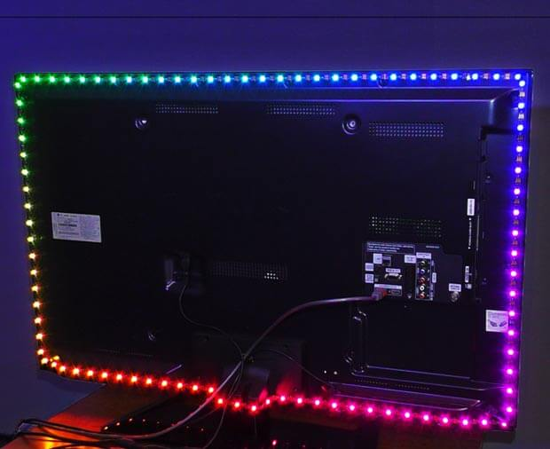 ambient light system